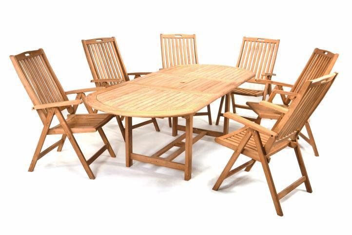 309845cfaabb Diver záhradný nábytok z tíkového dreva