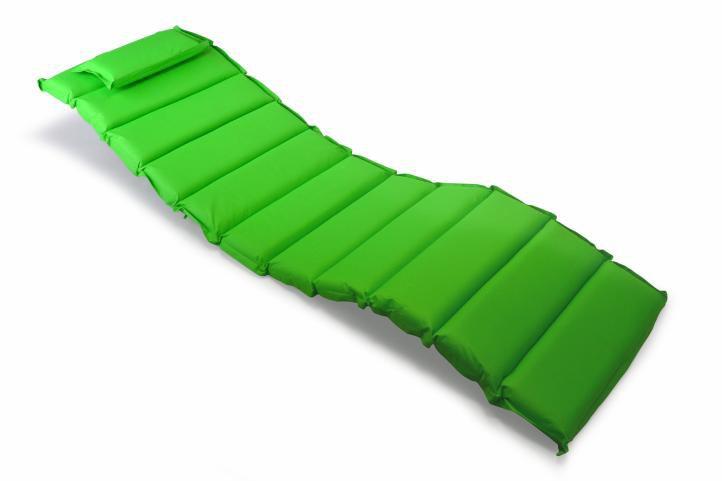 Polstrovanie na ležadlo Garthen - zelená