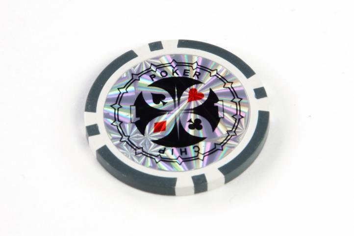 Kusový žeton design Ultimate Hodnota 1 - 50 ks