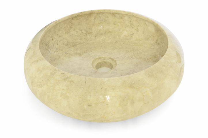 Umývadlo kamenné - leštený mramor