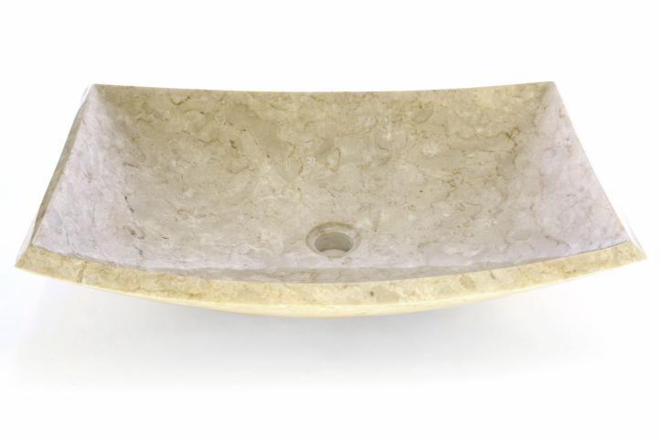 Kamenné umývadlo - leštený mramor