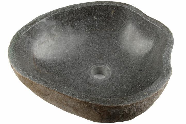 Umývadlo z prírodného kameňa andezit