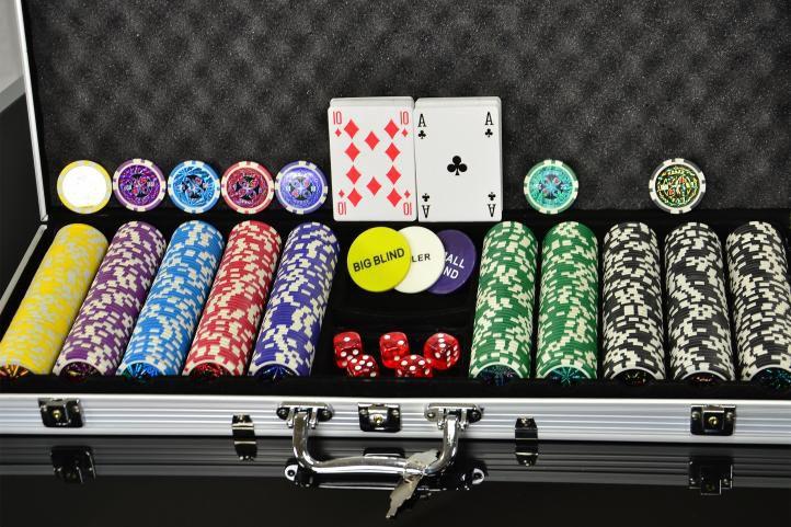Poker set 500 ks design Ultimate