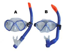 Dětská potápěčská sada - modrá