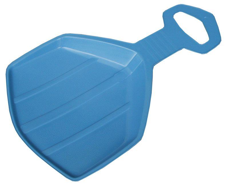 Plastový klzák Pinguin - modrý