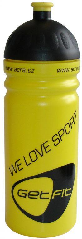 Fľaša CSL07 0,7L žltá