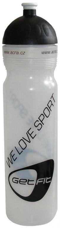 Fľaša CSL1 1L biela