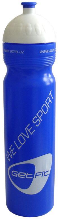 Fľaša CSL1 1L modrá