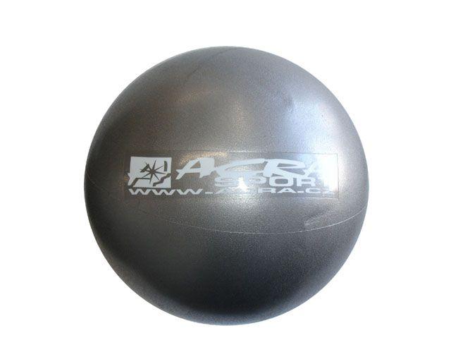 OVERBALL priemer 26 cm, strieborný
