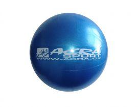 Lopta OVERBALL 30 cm, modrá