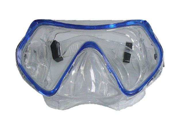 Potápačská maska pre dospelých BROTHER modrá