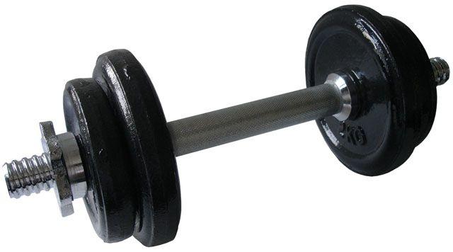 Činka nakladacia jednoručné - 8,5 kg