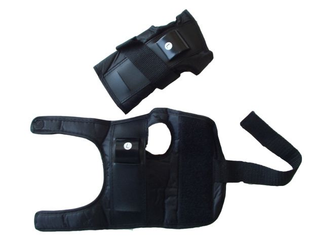Chrániče zápästia a dlaní vel.M