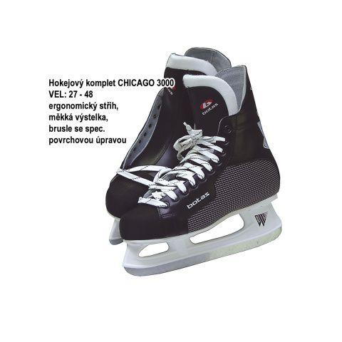 Brusle hokejové vel.37