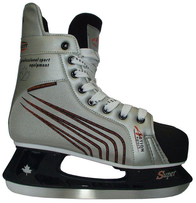 Hokejové korčule - rekreačné, veľ. 36