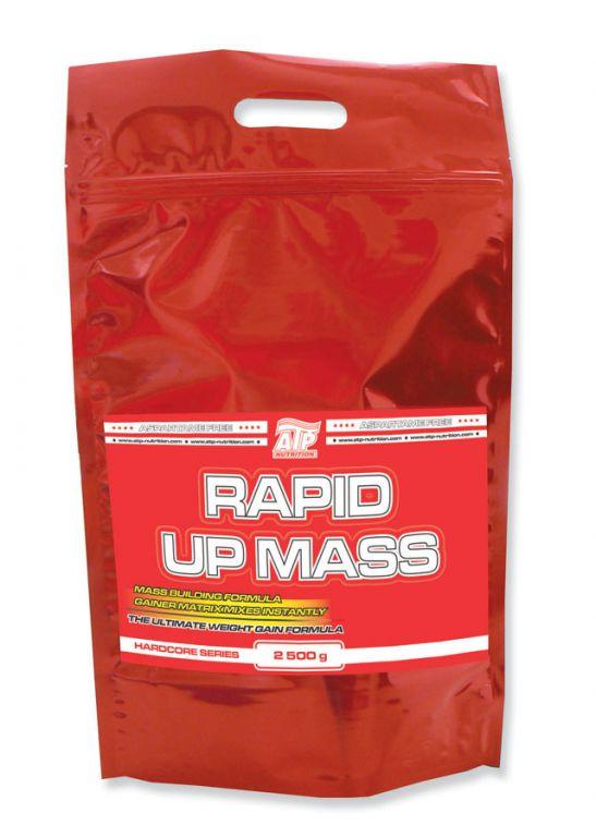 RAPID UP MASS - 2,5 kg - vanilka