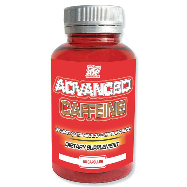 ADVANCED Caffeine - 60 kapsúl
