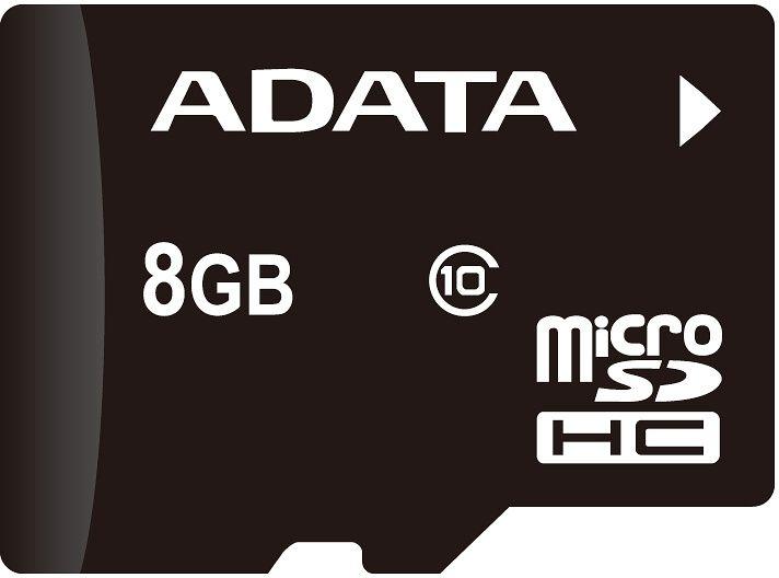 Paměťová karta Adata MicroSDHC Premier 32GB Class10 UHS-I