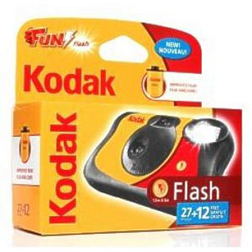 Fotoaparát Kodak SUC Fun Flash 27+12exp