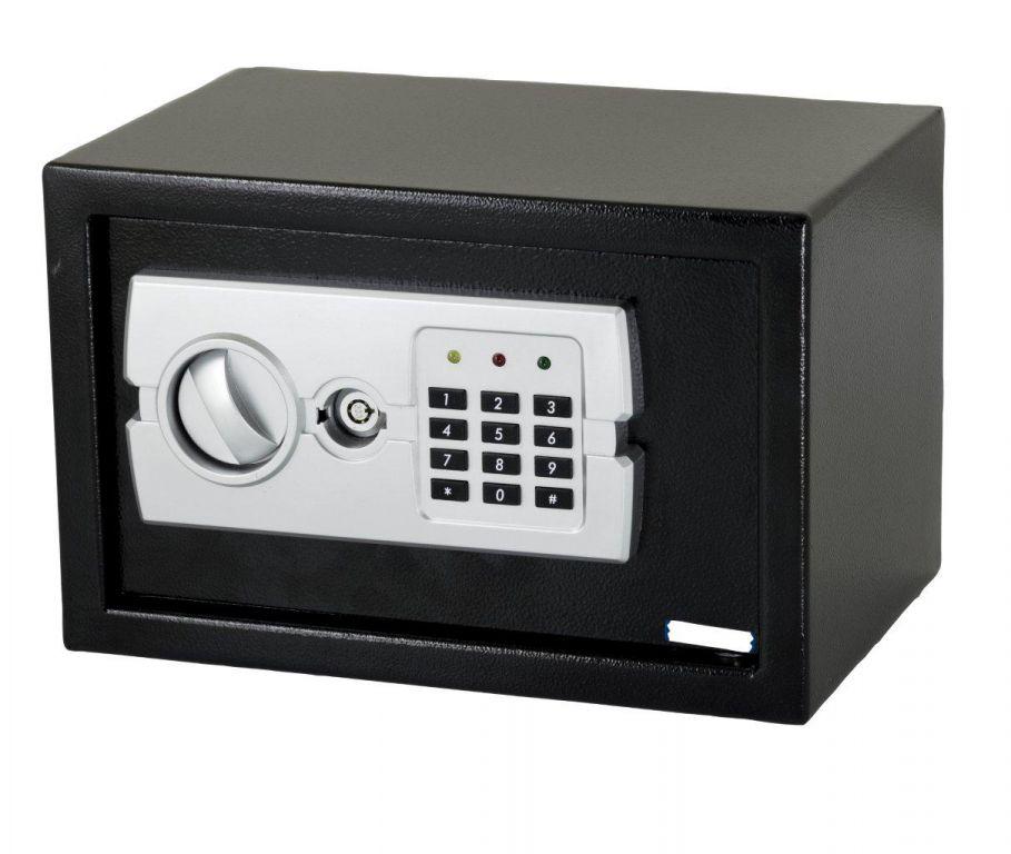 Trezor digitálny G21 310x200x200mm