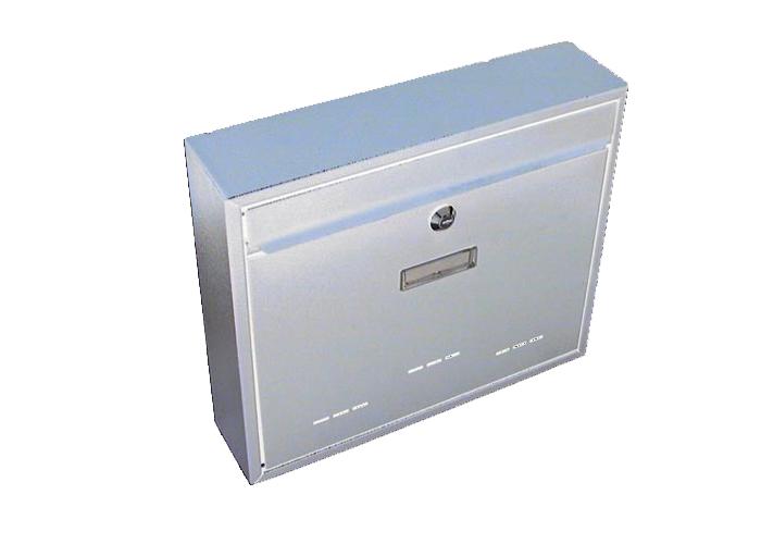 Poštová schránka RADIM velká 310x360x90mm biela