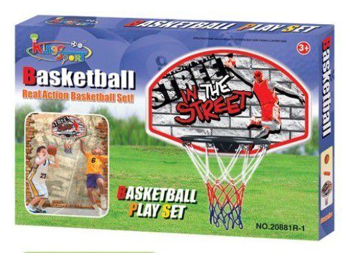 Hrací set G21 basketbal