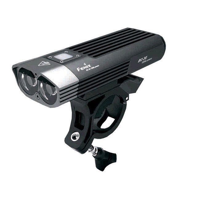 LED svítilna Fenix BC30 na kolo - 1800lm