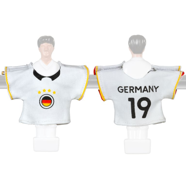 Nemecko Sada 11-tich futbalových dresov Nemecka