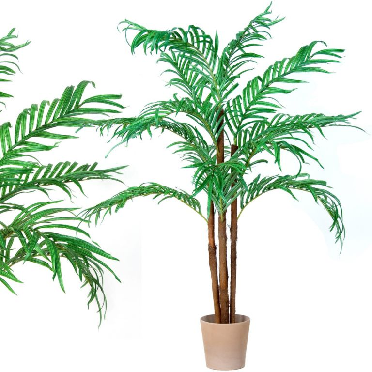 Umelá kvetina - Kokosová palma 160 cm