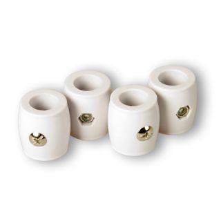 4 kusy dorazových kroužků na tyč brankáře, 15,9 mm