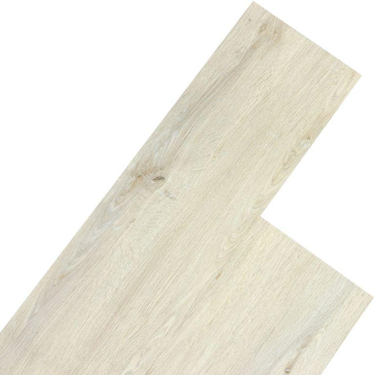 Vinylová podlaha STILISTA 5,07 m2 - biely dub