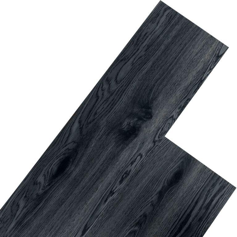 Vinylová podlaha STILISTA 5,07 m2 - čierny dub