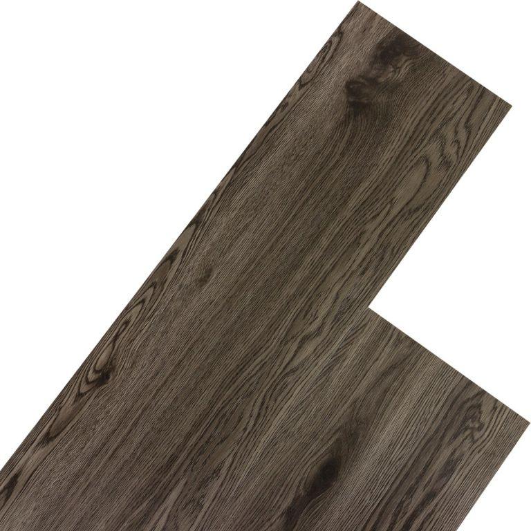 Vinylová podlaha STILISTA 5,07 m2 - tmavě šedý dub