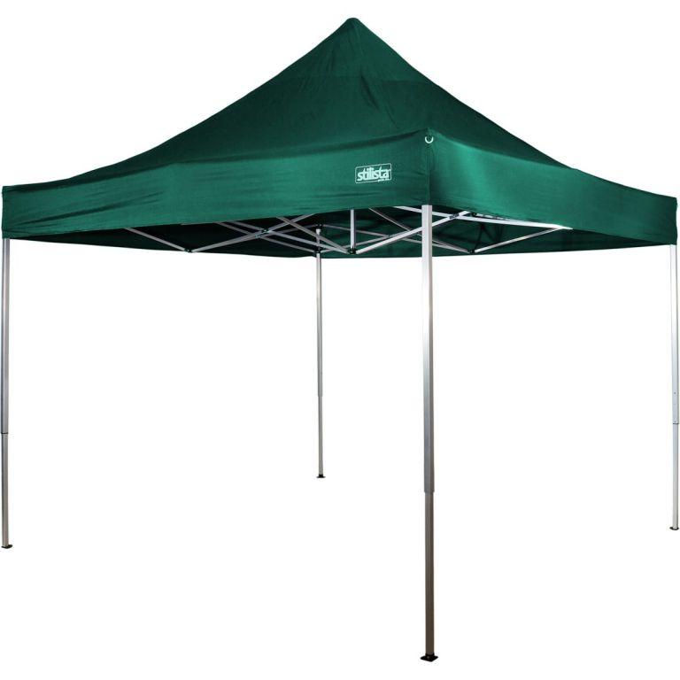 STILISTA 43255 Záhradný párty stan nožnicový 3 x 3 m - zelená