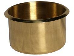 Cup Holder - zlatý
