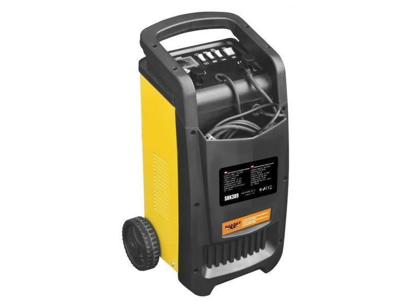 Profesionálne autonabíjačka batérií SH 240A