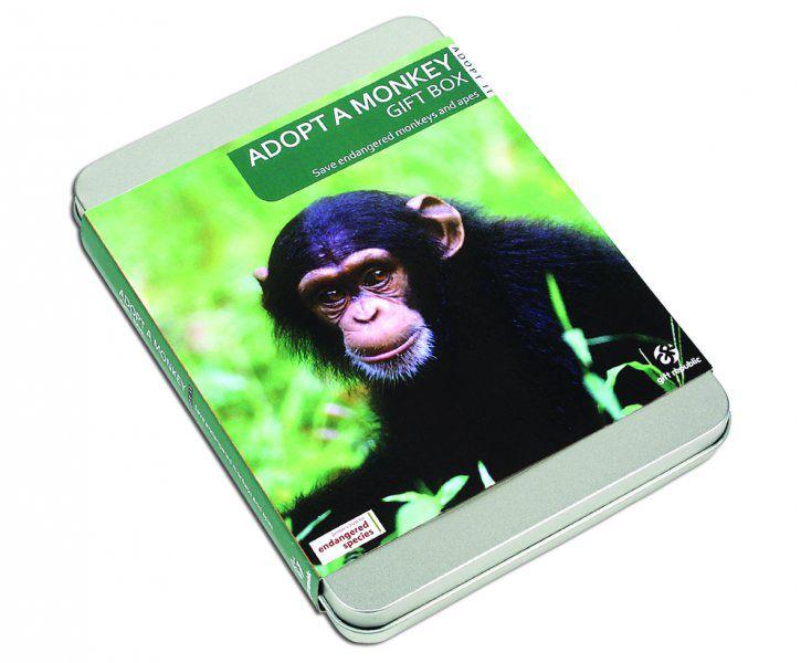 Adoptujte opicu