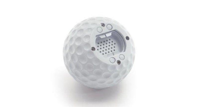 Akustický otvarák golfový