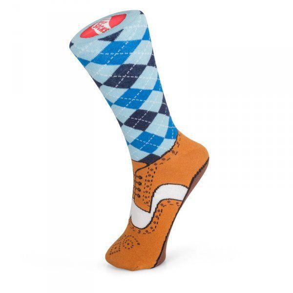 Bláznivé ponožky - spoločenské