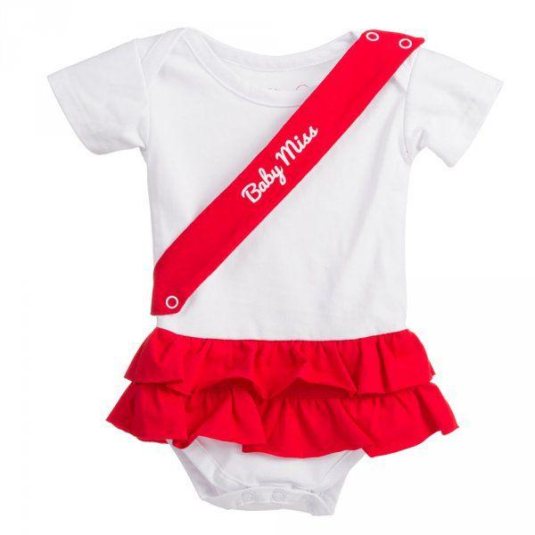 46e2b10453d Dětské body Baby Miss - velikost 68