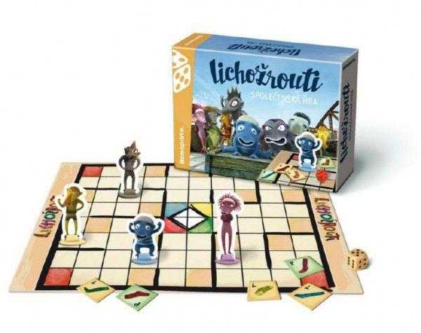 Lichožrouti společenská hra v krabici 28x20x6cm