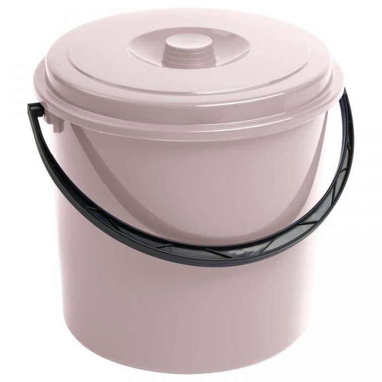 Univerzální kbelík S VÍKEM 16l - savanna CURVER