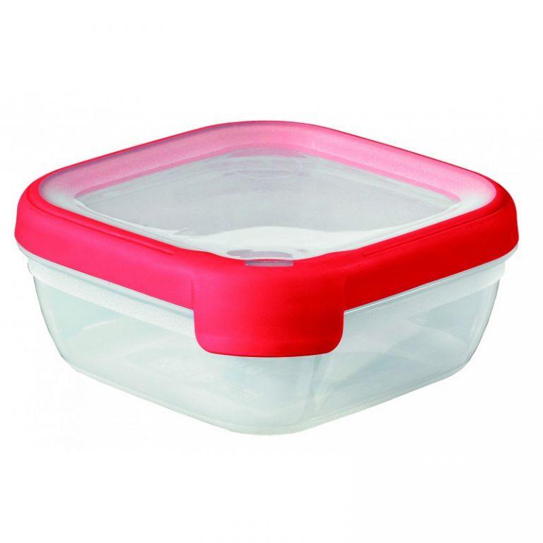 Plastová dóza GRAND CHEF 0,75 l - červená CURVER