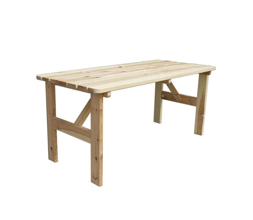 Drevený stôl VIKING - 180cm