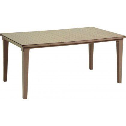 Fotografie Plastový stůl Futura,cappucino 209265 Allibert