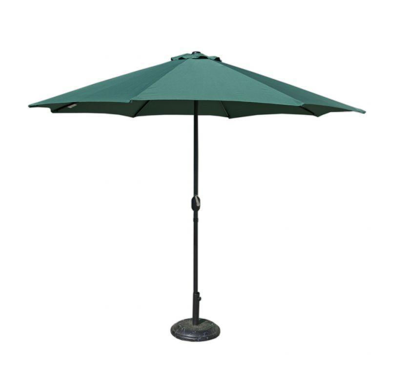 Tradgard 41380 Slnečník  270 cm - zelený